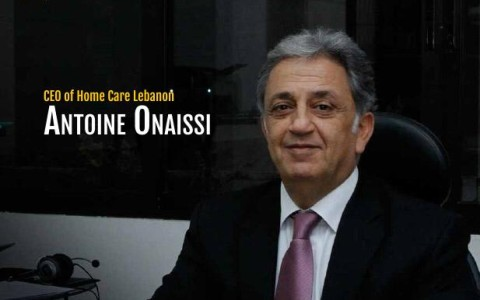 CEO Antoine Onaissi-Interview with Arab Hospitals Magazine-January 2017